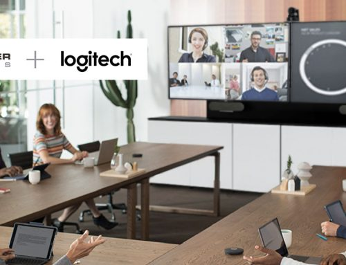 Salamander Designs Joins Logitech Collaboration Program