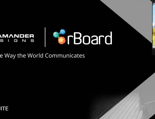 Salamander Designs Joins rBoard Alliance